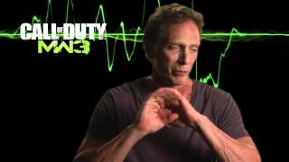 Call of Duty: Modern Warfare 3 - interviews with the voice actors
