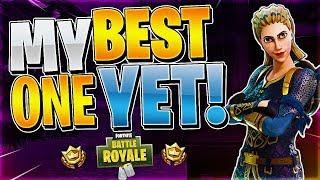 MY BEST TOURNAMENT CLUTCH! Tournament Highlight #12 (Fortnite Batlle Royale)