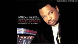 Watch Hezekiah Walker What A Mighty God We Serve video
