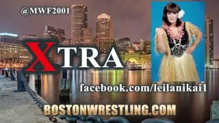 Leilani Kai Shoot Interview with John Cena Sr. : MWF Xtra #111 wwe wwf