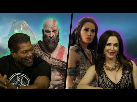 God of War Director Asks the Cast 10 (Strange) Questions