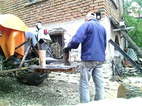 Cepac za drva - Made in Djura