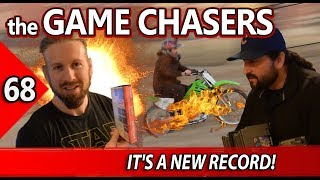 The Game Chasers Ep 68 - It's A New Record!