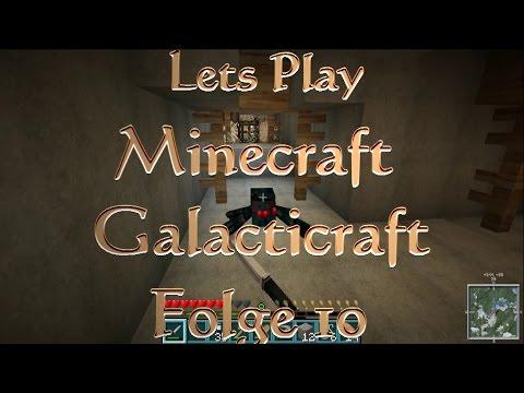 Lets Play Minecraft Galacticraft S4 Folge #10 (75) Auf in Den Höhlen (Full-HD)