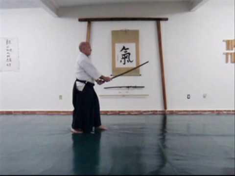 Aikido Saltillo: 5° kyu, del bokken al aikido 五級の方、剣術と体術 Image 1