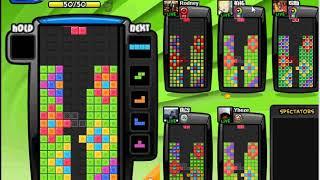 【Tetris Battle】arena Ep12