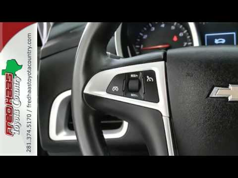 2010 Chevrolet Equinox Houston Spring, TX #A6377155T