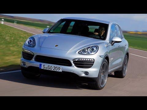 Обзор Porsche Cayenne, часть 2