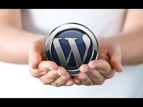 Сразу после установки WordPress нужно сделать это