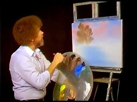 Bob Ross: Quiet Pond