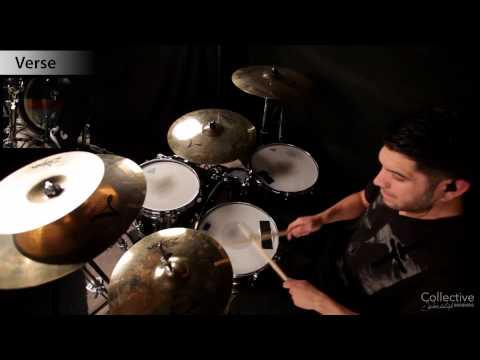 Your Love Never Fails - Jesus Culture - Drums