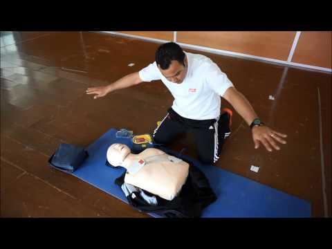 Capacitacion Personal: Curso de Reanimación Cardiopulmonar y uso de D.E.A.