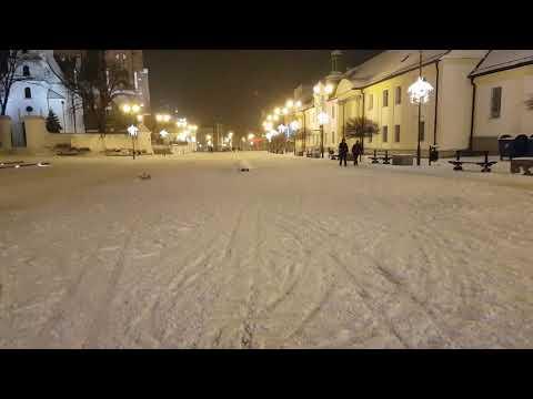 Śnieżny Basch Rc Offroad Club Białystok