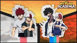 Are Dabi & Todoroki Brothers? - My Hero Academia Manga 187 Theory