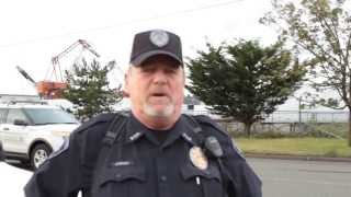 (Part 2 of 3)Harassed for photography and open carry (Port of Tacoma)