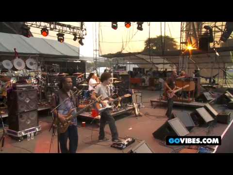 "Dumpstaphunk Performs ""Do You Want My Love"" at Gathering of the Vibes 2011"