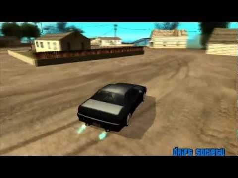 GTA:SA Drift, Régi szép idők *-*