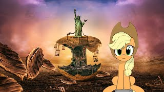 Applejack Skips Her Chores for an Hour
