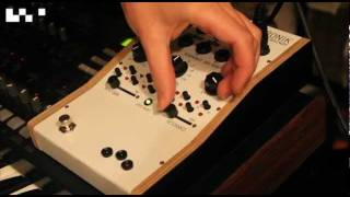 KOMA Elektronik FT201 - Demonstration with MS2000