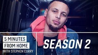 5 Minutes from Home Season 2 with Stephen Curry | Official Trailer