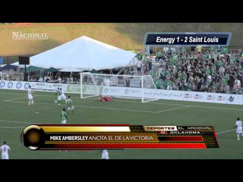 DEPORTES ENERGY VS SAINT LOUIS 25 ABRIL 2015