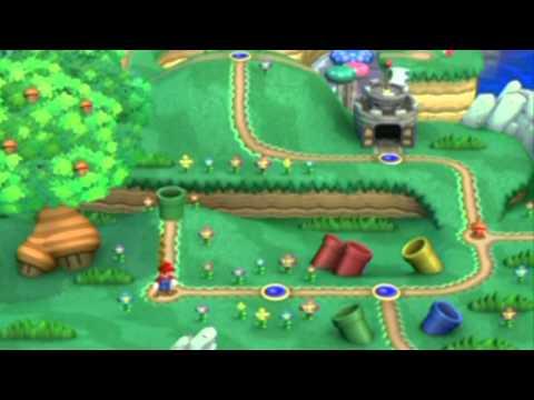 Misc Computer Games - Super Mario Brothers - Credits