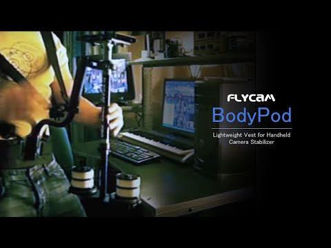 FLYCAM Body Pod for Flycam 5000/ 3000/ Nano/DSLR Nano Camera Stabilizer
