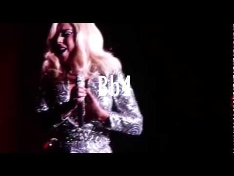 Lady gaga - Vocal Range A4-F#5[G5]/Cheek To Cheek Tour ( Woodlands TX.)