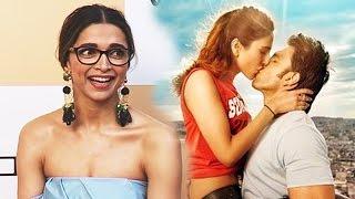 Download Deepika Padukone FUNNY Reaction On Ranveer Vaani's KISS In Befikre 3Gp Mp4