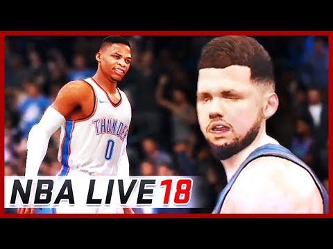 КАМБЭК? КАКОЙ КАМБЭК? ● NBA Live 18 The One ● КАРЬЕРА #1