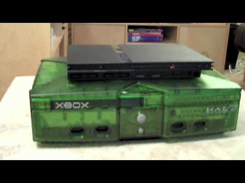 Retro Xbox Console Original Xbox Console