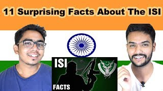 Indian reaction on 11 Surprising Facts About The ISI | Swaggy d