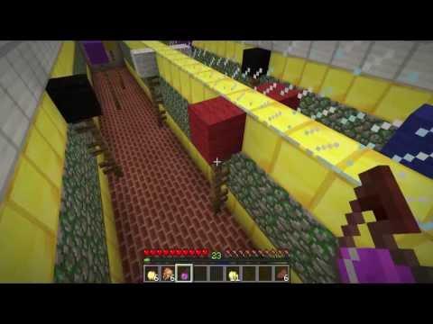 Minecraft:Прохождение карты 10 levels №2
