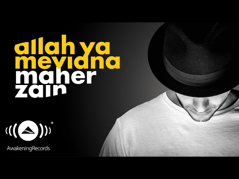 Maher Zain Allah Ya Mevlana pop music videos 2016