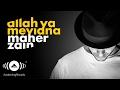Maher Zain Allah Ya Mevlana Turkish Türkçe Official Lyrics mp3