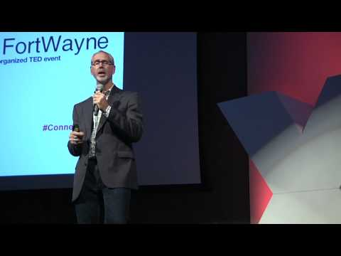 Life Education and Job Training for Dropouts | Rob Staley | TEDxFortWayne