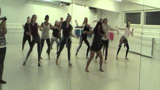 Waacking - Express Yourself - Choreography by Sanaz Hassani
