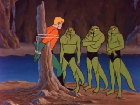 Los hombres reptil(episodio 2)