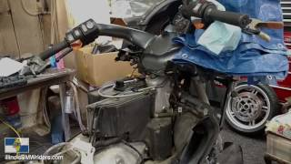 How much do you trust your BMW motorcycle mechanic? Mechanic FAIL!