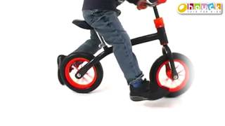 EZ Rider Techno Navy by HAUCK TOYS FOR KIDS
