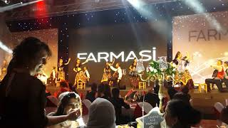 Farmasi Gala 2017 Roman Dans Performansı