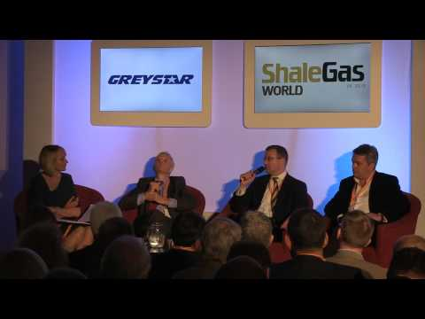 Shale debate 1 - Shale Gas World UK 2013