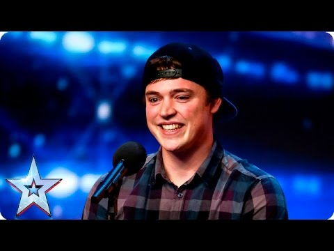 Craig and some familiar faces are having a ball | Week 3 Auditions | Britain's Got Talent 2016