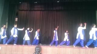 Aisa kyun maa dance performance