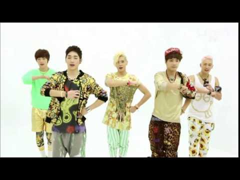 [legendado PT-BR] Let's Dance: NU'EST - Sleep Talking