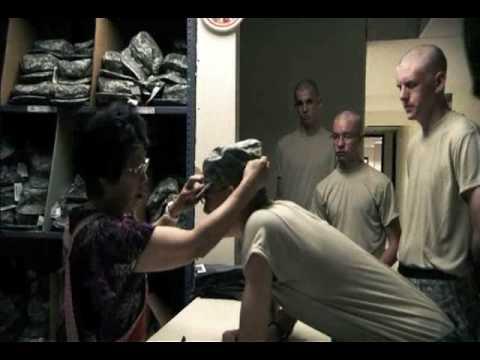 US Army Basic Training: Week 1 - Intro Military Life