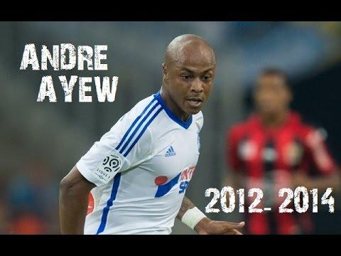 Andre Ayew ● 2012 - 2014 | Olympique De Marseille