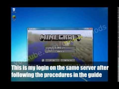 [June 2014] How to get unbanned from Minecraft 1.7.9 - Works on all servers - mu