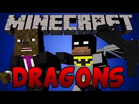 CHEATING Fly Hacking in Minecraft (Dragons) Minigame w/ xRPMx13