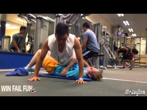 Akward & Funny Gym Situations